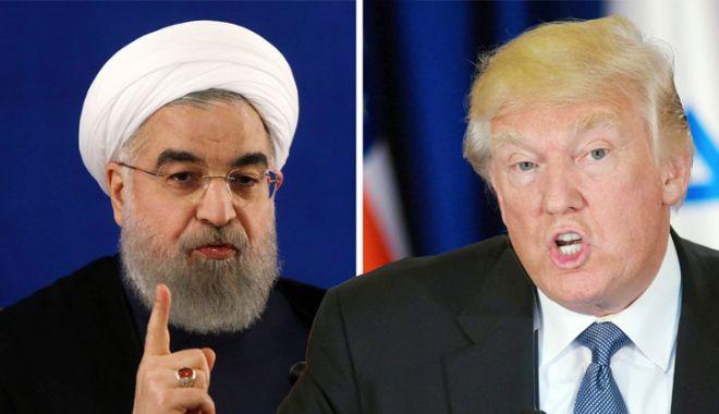 Foto: Iranul îi cere lui Donald Trump să rămână  în acordul nuclear