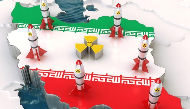 Foto: Iranul a suspendat o serie de angajamente asumate în cadrul acordului nuclear