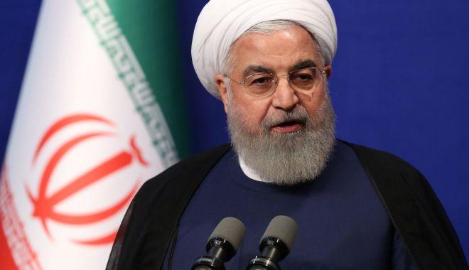 """Foto: """"Iranul nu dorește război cu nicio țară!"""""""