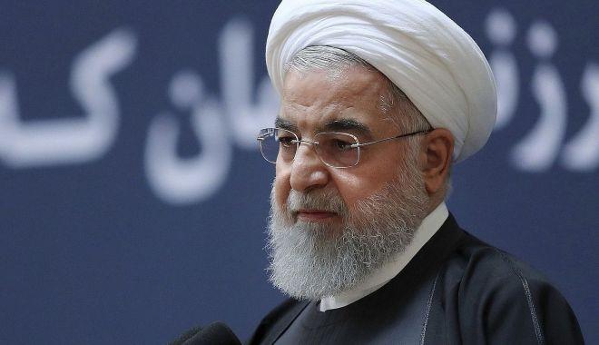 """Foto: """"Iranul vrea în continuare să salveze acordul nuclear"""""""