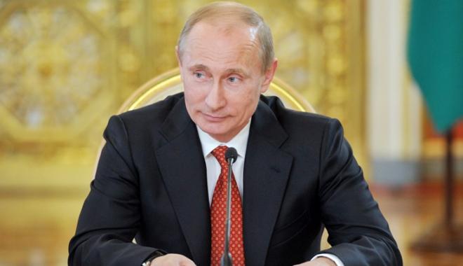 Foto: Iranul consideră vizita lui Putin un semn clar al respingerii politicii SUA în regiune