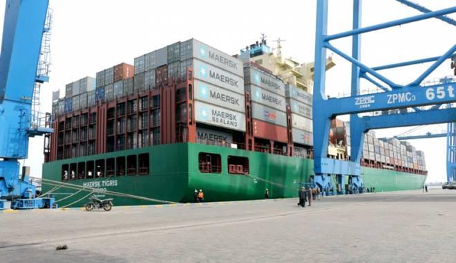 "Foto: Iranul pretinde 3,6 milioane dolari pentru eliberarea navei ""Maersk Tigris"""