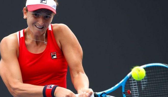 Foto: Tenis / Irina Begu s-a calificat în optimi la Charleston
