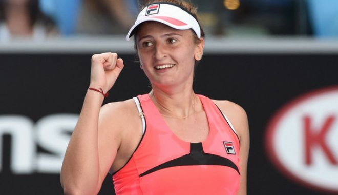 Foto: Victorie URIAȘĂ pentru Irina Begu: câștigă DETAȘAT meciul din FedCup