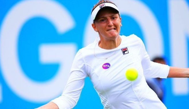Foto: Tenis / Irina Begu s-a calificat în semifinalele turneului WTA de la Istanbul