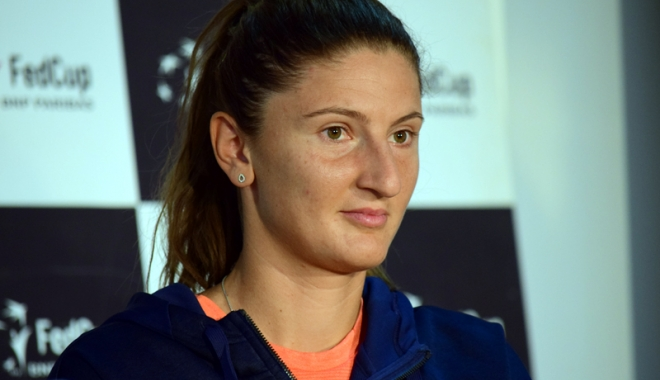 Tricolorele, pregătite să înfrunte Marea Britanie. Simona Halep, încântată de revenirea la Constanţa - irinabegu1-1492709964.jpg