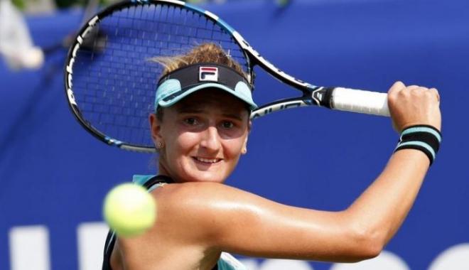 Foto: Veşti proaste de la Roland Garros. Irina Begu, eliminată la dublu