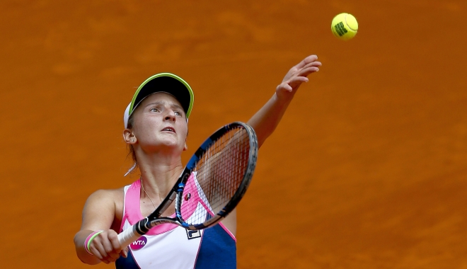 Foto: TENIS / Irina Begu, în finala turneului ITF de la Southsea