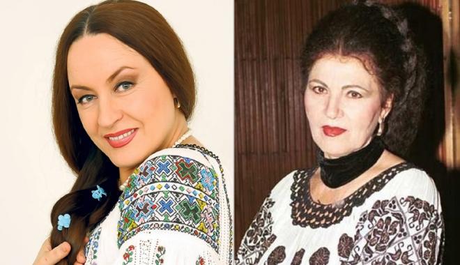 """Foto: Irina Loghin şi Maria Dragomiroiu, la Festivalul """"Dan Moisescu"""",  de la Topalu"""