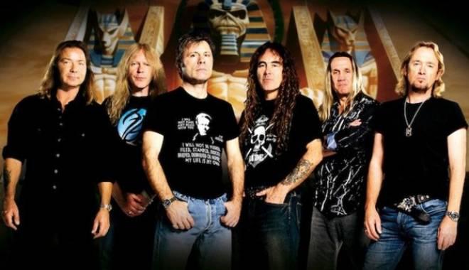 Foto: Avionul trupei Iron Maiden, implicat într-un accident