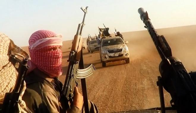 MAE, precizări despre raportul potrivit căruia ISIS folosește arme fabricate în România - isis-1513352618.jpg
