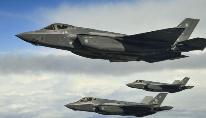 Foto: Israelul, prima ţară care a folosit în luptă avioane americane F-35