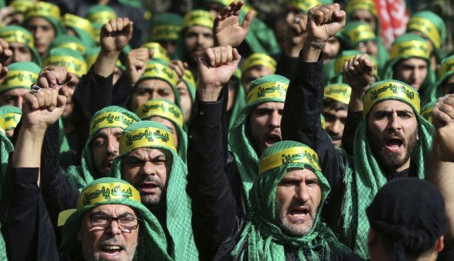 Foto: Israelul salută decizia britanică de a interzice total Hezbollahul
