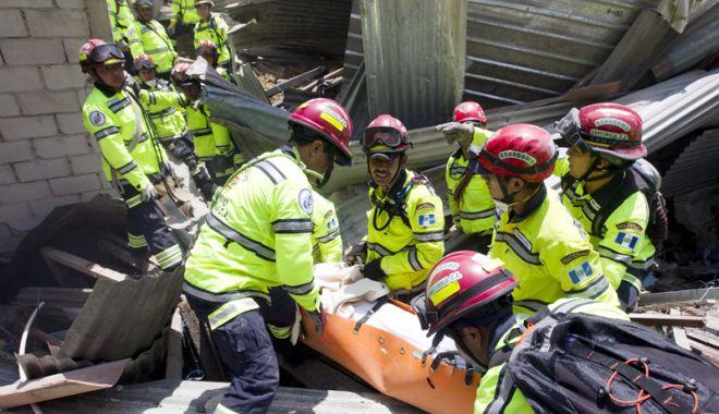 Foto: Israelul acordă ajutor de urgență pentru Guatemala  după erupția vulcanului Fuego