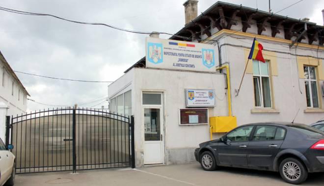 Foto: Priorit��ile ISU Dobrogea - capacitatea de r�spuns �i modernizarea logisticii