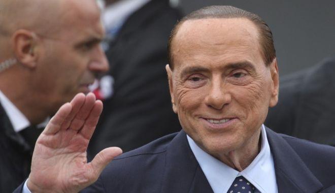 Foto: Italia: Coaliţia lui Berlusconi şi M5S şi-au împărţit preşedinţia camerelor parlamentului