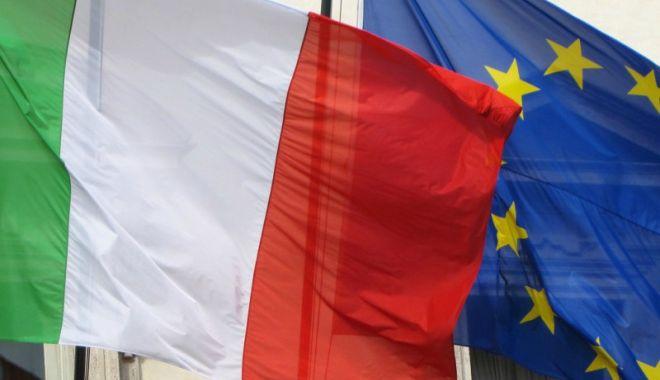 Foto: Comisia Europeană a respins bugetul Italiei
