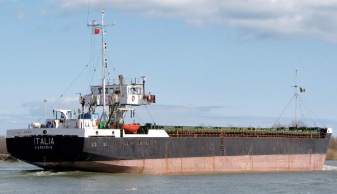 Eşuarea navei Italia declanşează scandalul în pilotajul maritim