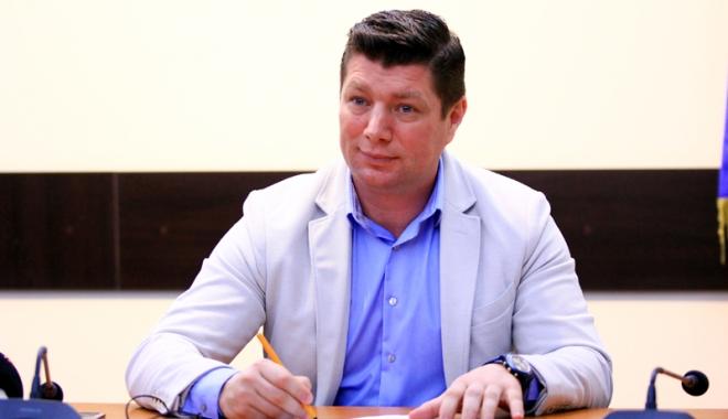 Foto: Edilul Iulian Soceanu, apel la locuitorii din Techirghiol să-şi declare bunurile la primărie