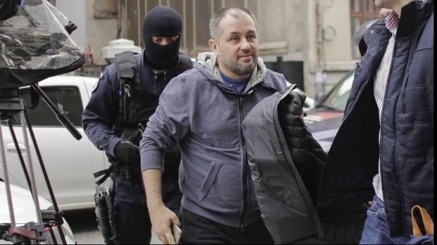 Foto: George Ivănescu, acţionarul Murfatlar, REŢINUT de DNA pentru evaziune fiscală