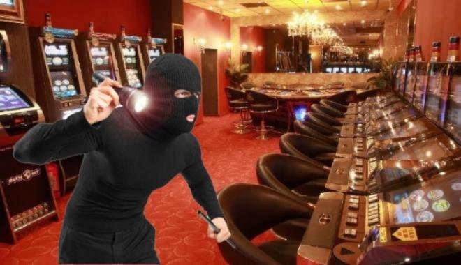 Foto: Jaf ca în filme, la un casino! Prejudiciu de 30.000 de lei