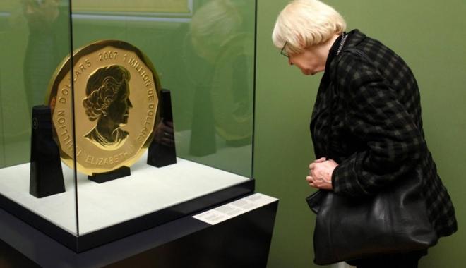 Foto: Jaful secolului! Hoţii au dat lovitura  la Muzeul Bode din Berlin
