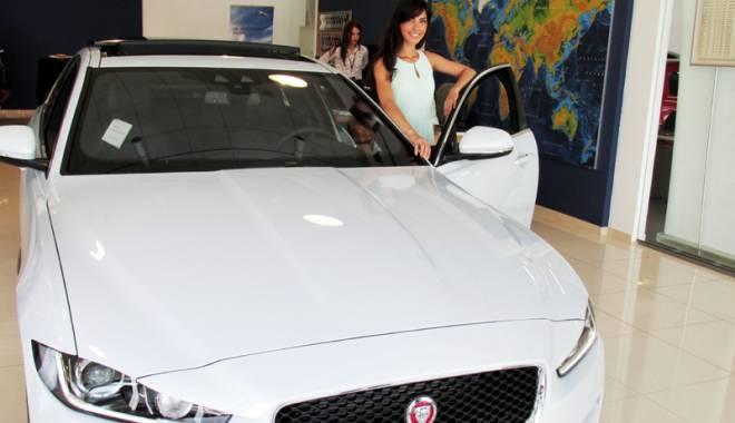 Foto: Exclusiv Auto îi invită pe constănţeni la test-drive cu Jaguar XE