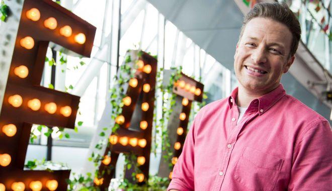 Foto: Jamie Oliver a anunţat falimentul restaurantelor sale din Marea Britanie