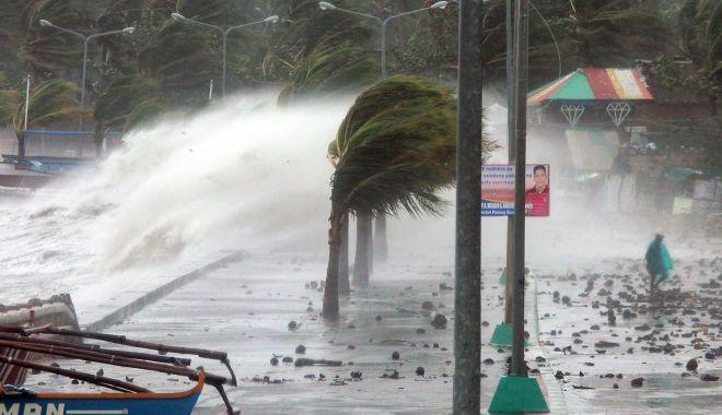 """Foto: """"Anul 2018 continuă seria dezastrelor naturale produse în 2017!"""""""