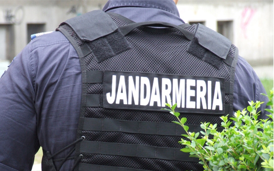 Foto: Jandarmii constănţeni serbează Ziua Veteranilor de Război
