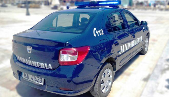 Jandarmii la datorie, în week-end