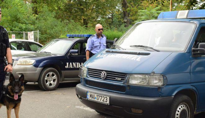Foto: Jandarmii constănţeni,  la datorie  în week-end