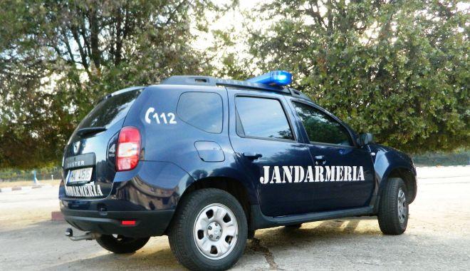 Foto: Jandarmii, atenți la siguranţa constănțenilor