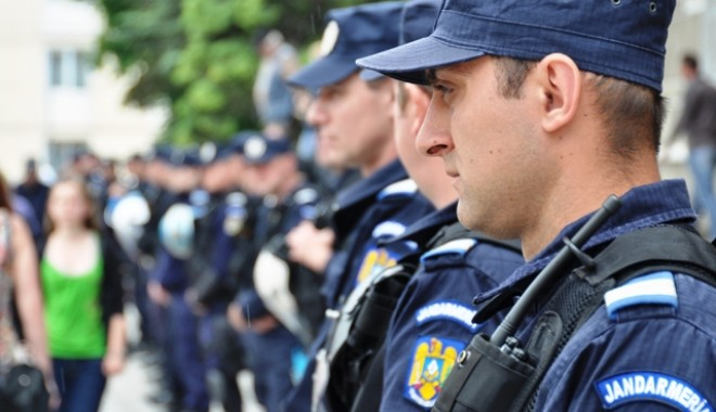 Foto: Vrei să devii jandarm? IJJ Constanţa recrutează şi selecţionează candidaţi