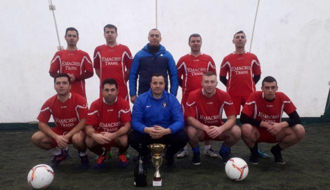 Jandarmii constănţeni şi-au dovedit măsura talentului fotbalistic la
