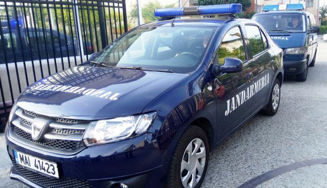Foto: Jandarmii, la datorie, în week-end