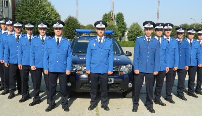 """Foto: În slujba Constanţei! Un ofiţer şi 14 subofiţeri,  încadraţi la Gruparea de Jandarmi Mobilă """"Tomis"""""""