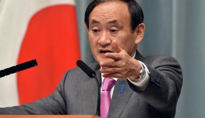 """Foto: Japonia: """"Nu vom tolera niciodată provocările  Coreii de Nord"""""""