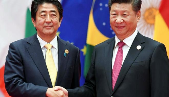 Foto: Japonia și China au convenit să intensifice cooperarea în dosarul nord-coreean
