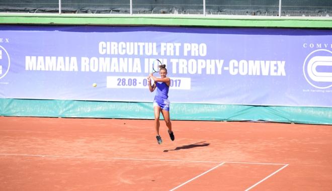 Foto: Jaqueline Cristian, noua campioană de la Mamaia Idu Trophy Comvex