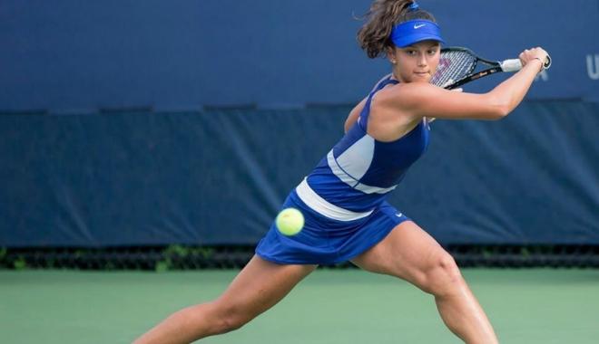 Foto: Tenis: Jaqueline Cristian a câștigat turneul ITF de la Mamaia
