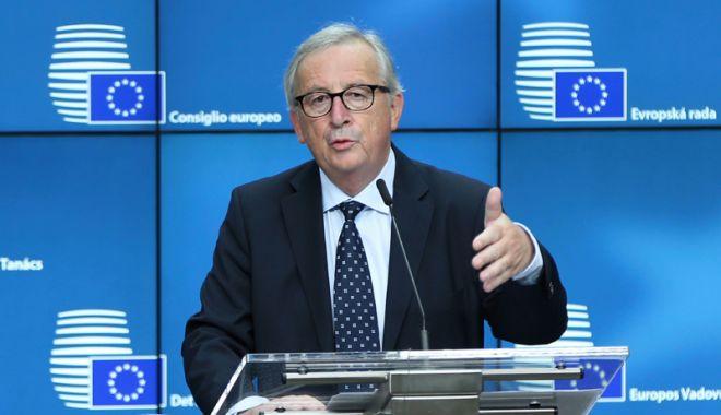 Foto: Jean-Claude Juncker, criticat de şeful diplomaţiei ungare