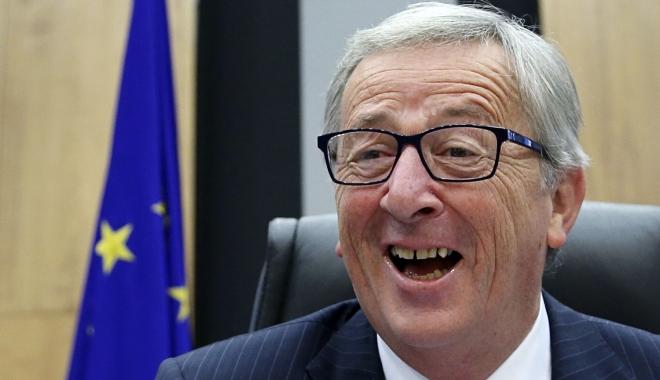Foto: Jean Claude Juncker: Limba engleză își pierde importanța în UE