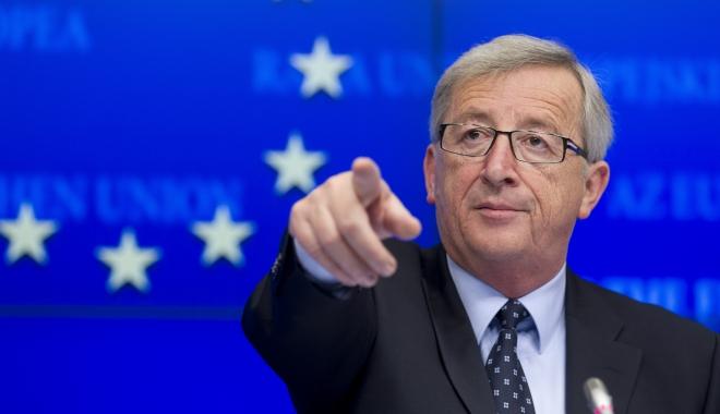 """Foto: Jean-Claude Juncker: După Brexit, Berlinul va juca un """"rol central"""" în cadrul UE"""