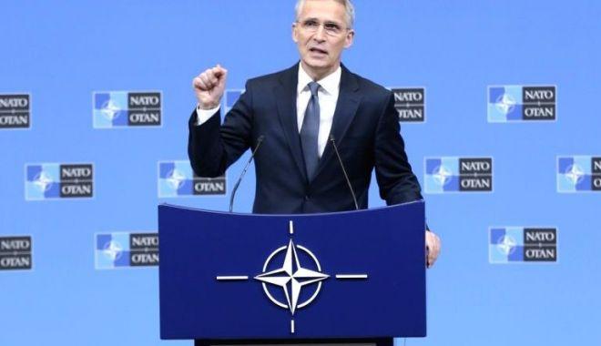 Jens Stoltenberg respinge punerea sub semnul întrebării a viitorului și unității NATO - jens-1573855321.jpg