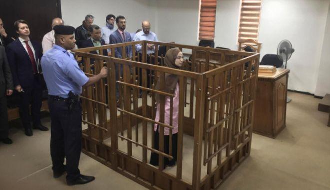 Foto: Jihadista  Melina Boughedir  va fi rejudecată. Riscă pedeapsa capitală!