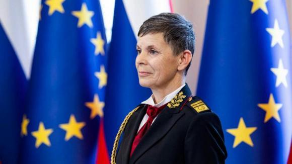 Foto: Prima țară NATO care numește o femeie la șefia armatei