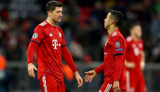 """Foto: Bayern, """"făcută praf"""" în presă, după eliminarea din UCL, cu Liverpool"""