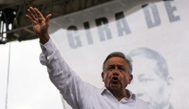 Foto: Președintele ales al Mexicului afirmă că ia în considerare legalizarea unor droguri