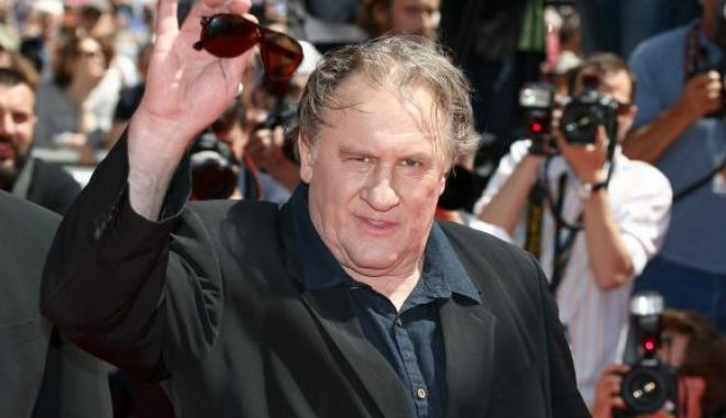 Foto: Gerard Depardieu, acuzat de viol